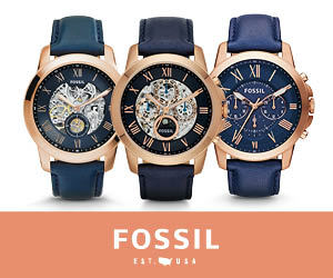 2020 Fossil Marketing Creative