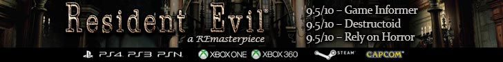 Resident Evil Remake Review